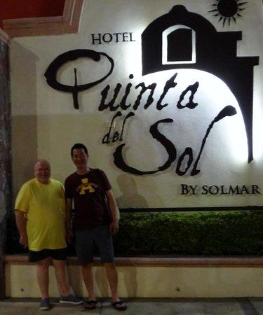 Hotel Quinta Del Sol: Quinta del sol.