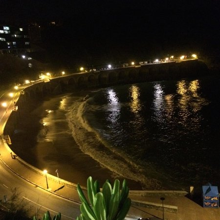 Saiaz Getaria Hotel : Breathtaking View- Night