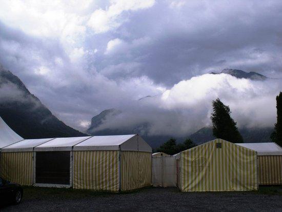 Balmers Tent Village: Fantastic base