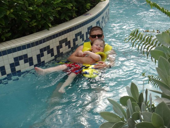 Beaches Negril Resort & Spa: Lazy River