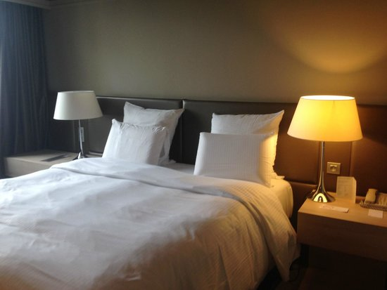 Pullman Paris Montparnasse : bed