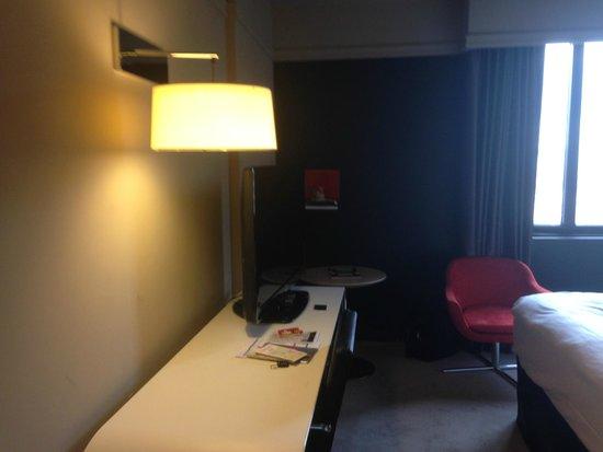 Pullman Paris Montparnasse : room