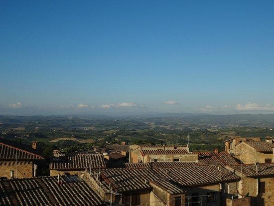 Locanda La Mandragola: Terrace view