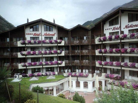 Zermatt-Matterhorn Ski Paradise: Hot´´eis em Zermatt