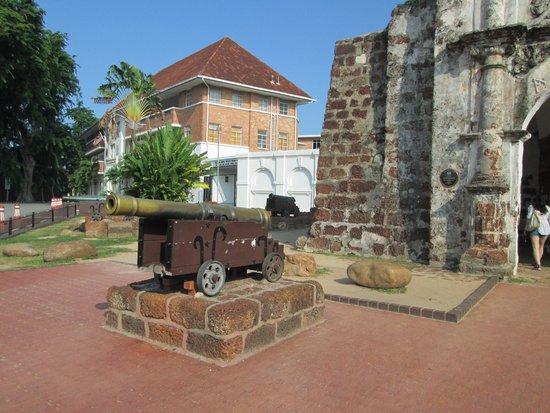 Villa Sentosa (Malay Living Museum): ビラセントーサ①