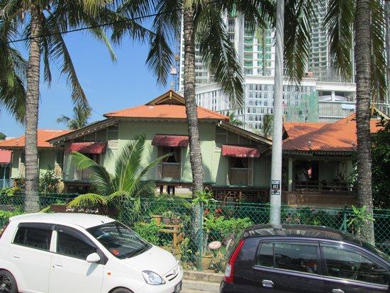 Villa Sentosa (Malay Living Museum): ビラセントーサ③