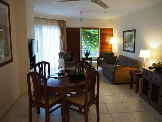 Paradise Links Resort Port Douglas: Very clean and spacious
