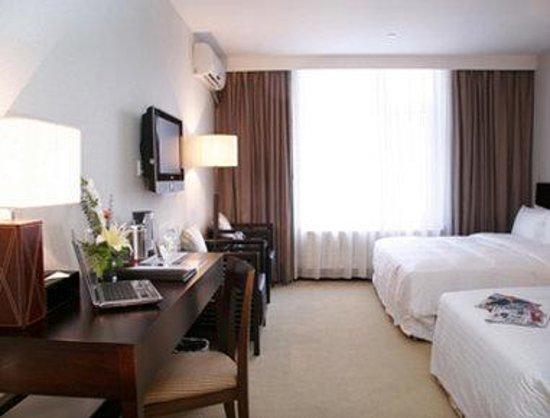 Days Inn Forbidden City Beijing: Family Guest Room