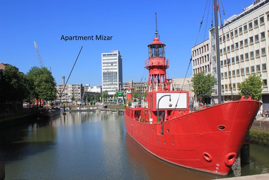 Apartment Mizar : Local area