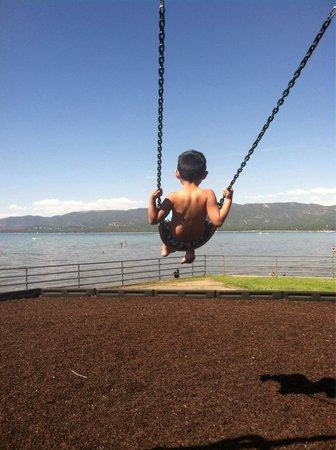 Thomas F. Regan Memorial Park: Fun for kids!!