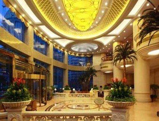 Howard Johnson Plaza Hotel Shanghai: Lobby