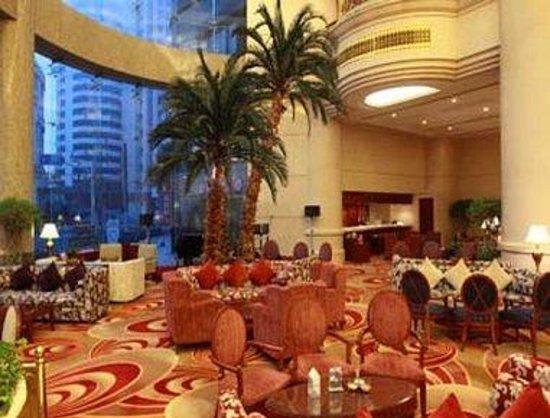Howard Johnson Plaza Hotel Shanghai: Pavilion