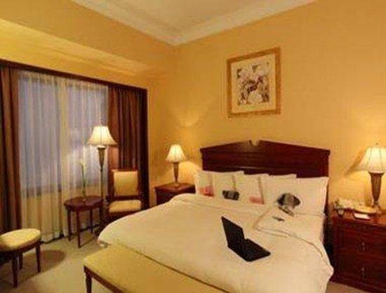 Howard Johnson Plaza Hotel Shanghai: Executive King Room