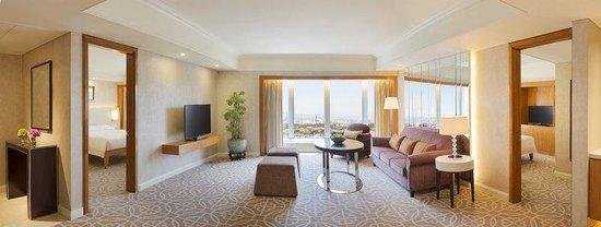 Grand Hyatt Beijing: BEIGH_P170 Club Deluxe Two Bedroom