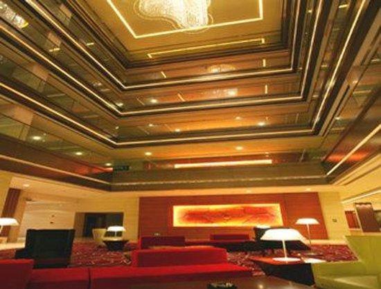 Howard Johnson Plaza Lingang Shanghai: Lobby