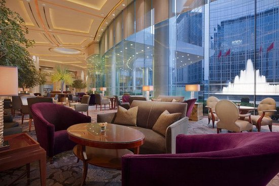 Grand Hyatt Beijing: BEIGH_P175 Fountain Lounge
