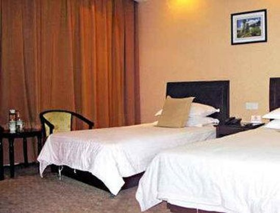 Super 8 Hangzhou Zhetian: Twin Bed Room
