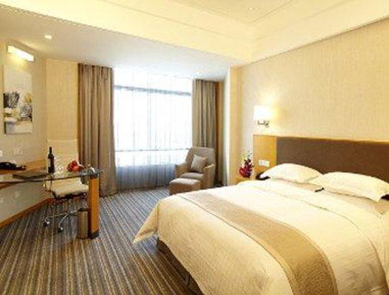 Ramada Plaza Shanghai Pudong Airport: 1 Queen Bed Deluxe Room