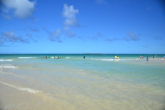 Kailua Beach Park: beautiful beach