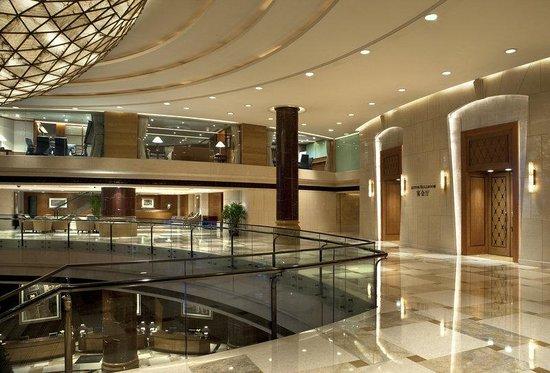 The Hongta Hotel, A Luxury Collection Hotel, Shanghai : Astor Ballroom Foyer