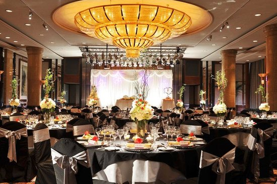 The Hongta Hotel, A Luxury Collection Hotel, Shanghai : Grand Ballroom Wedding Banquet