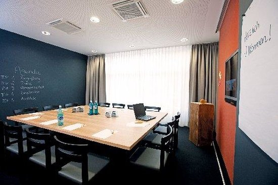 TOP KHR mainhaus Stadthotel Frankfurt_Meeting Room