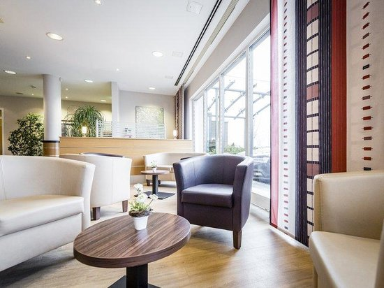 Holiday Inn Express Koln-Mulheim : Stay connected with free WIFI internet access