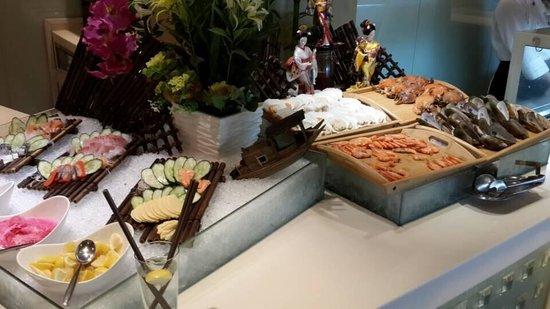 Tonino Lamborghini Hotel Kunshan - City Center: food