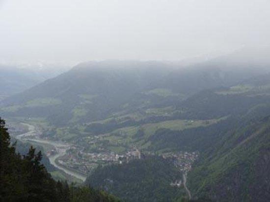 Eisriesenwelt: 途中の景色