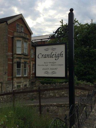 Cranleigh: front entrance