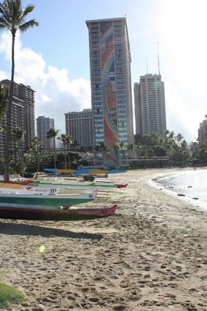 Hilton Hawaiian Village Waikiki Beach Resort: View of the resort