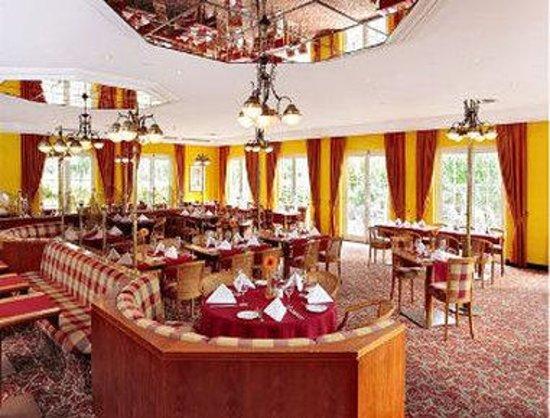 Ramada Frankfurt Airport West: Restaurant Le Jardin
