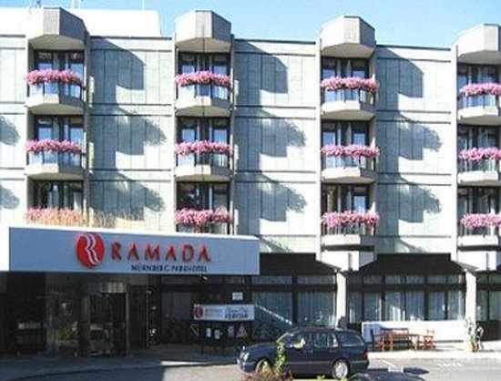 Ramada Nuernberg Parkhotel: Welcome to the Ramada Nuernberg