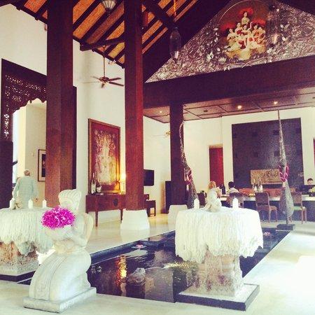 Renaissance Koh Samui Resort & Spa: Reception