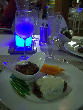 Presidential Suites - Punta Cana : Jantar