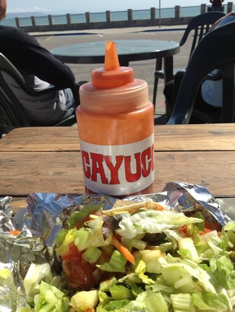 Ruddell's Smokehouse: Don't forget the Cayucos Hot Sauce!
