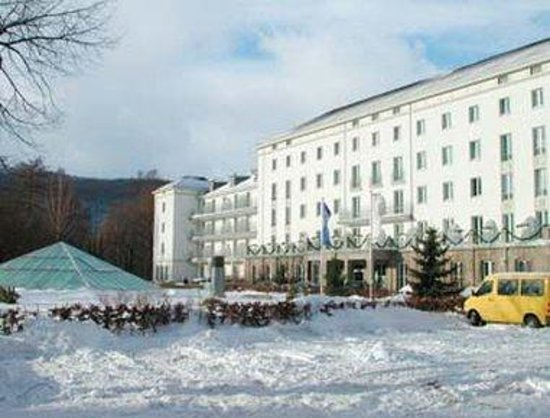 H+ Hotel & SPA Friedrichroda: Exterior