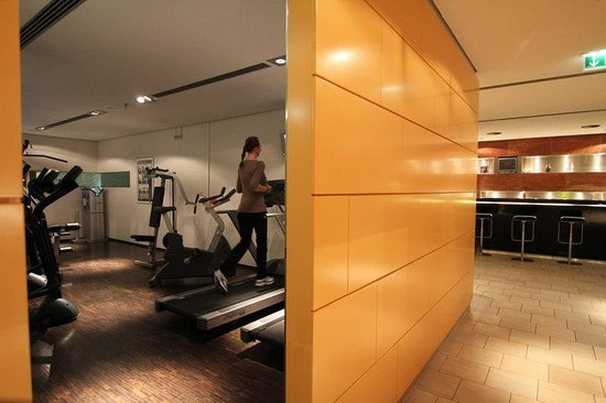 Radisson Blu Hotel, Berlin: Fitness Room