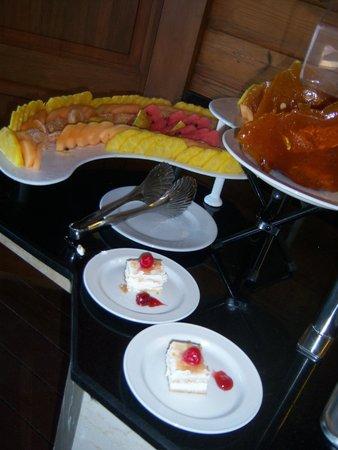 Presidential Suites - Punta Cana: Sobremesas