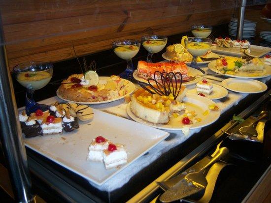 Presidential Suites - Punta Cana : dessert