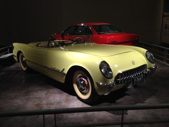Henry-Ford-Museum: Corvette