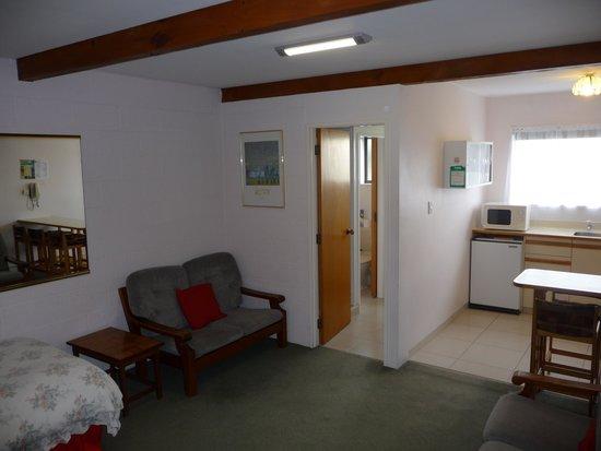 Coachman's Lodge : 2 Bedroom Unit