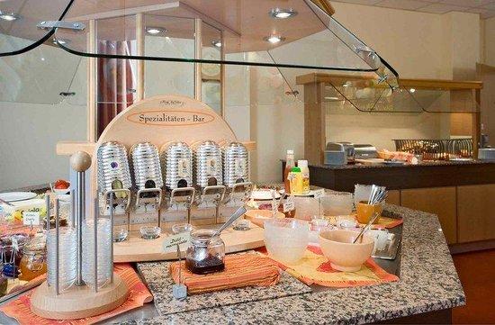 ANDERS Hotel Walsrode: Schlemmer-Verwöhn-Frühstücks-Buffet