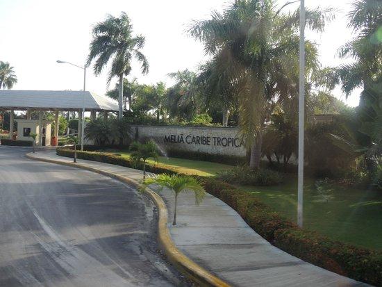 Meliá Caribe Tropical: nuestro hotel