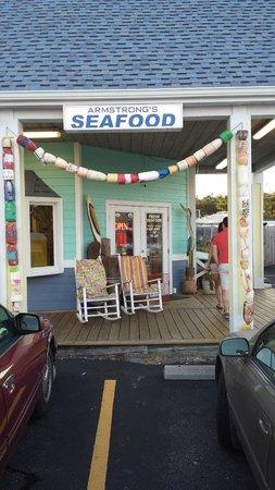Armstrongs Seafood: Armstron's Seafood