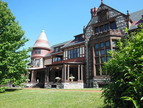 Sonnenberg Gardens & Mansion State Historic Park: Sonnenberg Home
