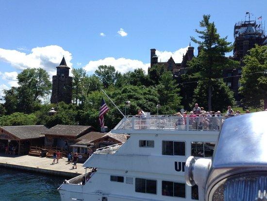 "Gananoque Boat Line: ""A Wonderful Trip During Summer""  ""A Wonderful Trip During Summer"""
