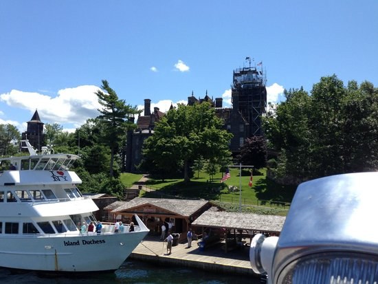 "Gananoque Boat Line: ""A Wonderful Trip During Summer"""