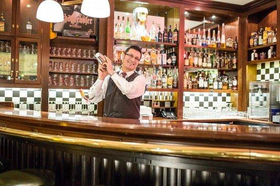 Steigenberger Frankfurt-Langen: SHR Frankfurt Langen American Bar