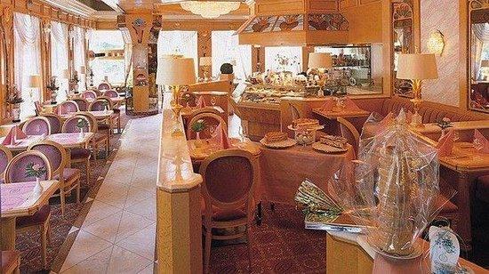 Centro Hotel Bristol: Restaurant/Cafe Bierhoff